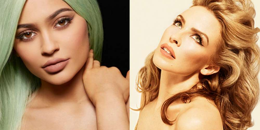 Kylie Minogue Shades Kylie Jenner in the Most Brilliant Way Possible