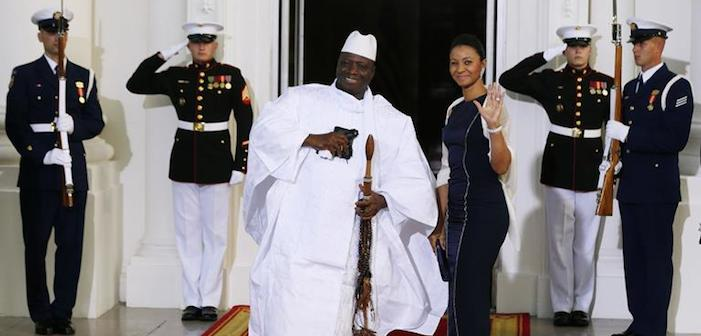 The Flight of Gambia's Former Leader Could Be a Relief for the LGBT Community