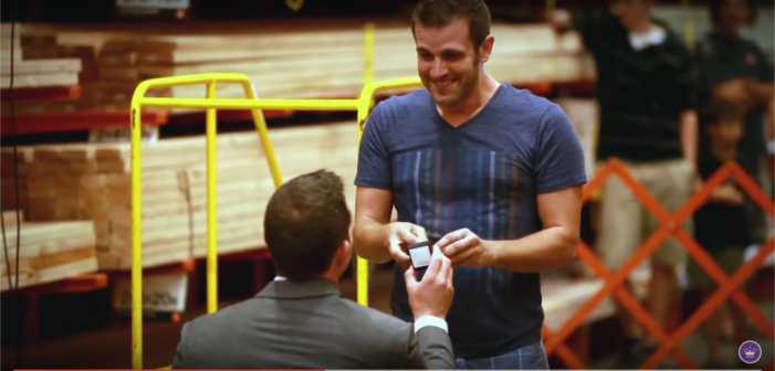 This Real Gay Couple Was Featured in a Valentine's Day Hallmark Ad (Video)