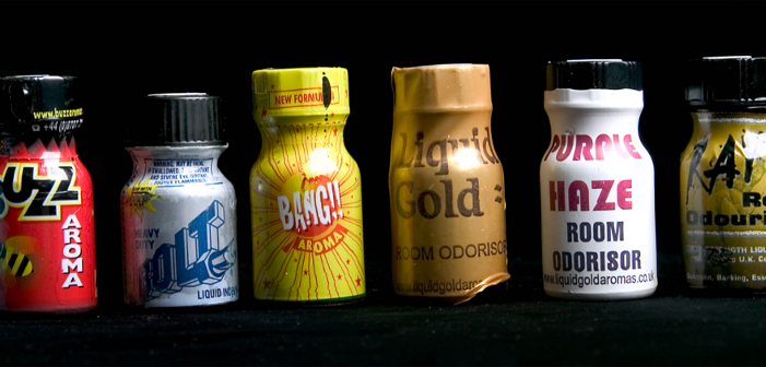 Australian Study Finds Almost One-Third of Gay/Bi Men Use Poppers