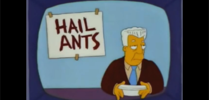 This Guy Used an Army of Fire Ants to Defeat a Planned Parenthood Protest