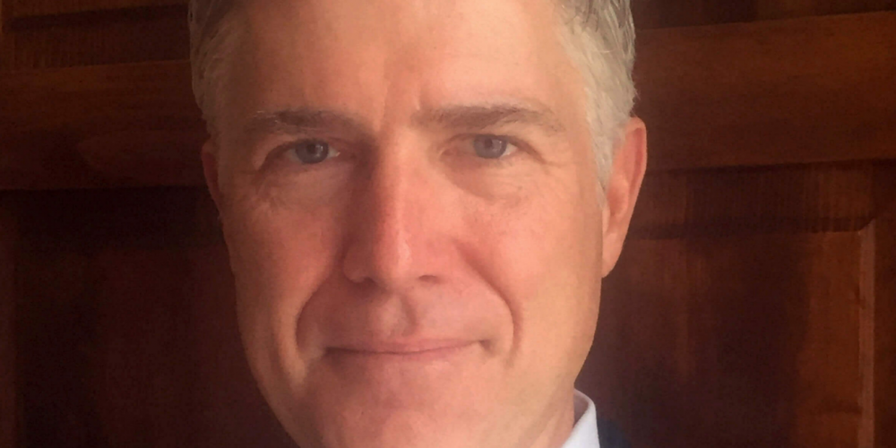 Trump's Supreme Court Pick Neil Gorsuch Founded a 'Fascism Forever' Club in High School
