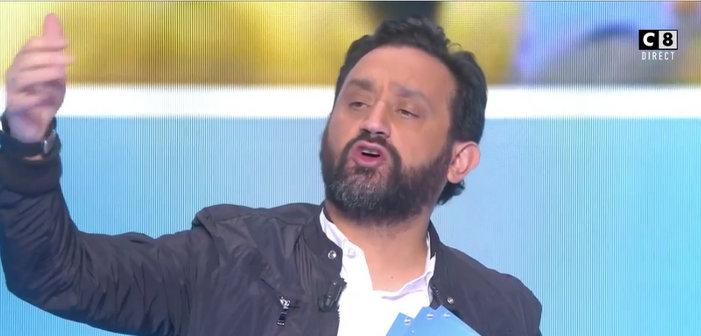 Cyril Hanouna reproche à Europe 1 d'avoir «lâché» Nicolas Canteloup après ses propos homophobes