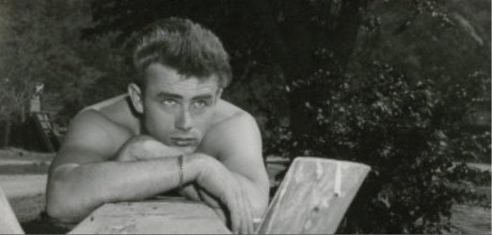 Ces huits gifs des films de James Dean sont faits pour les gays et les bis