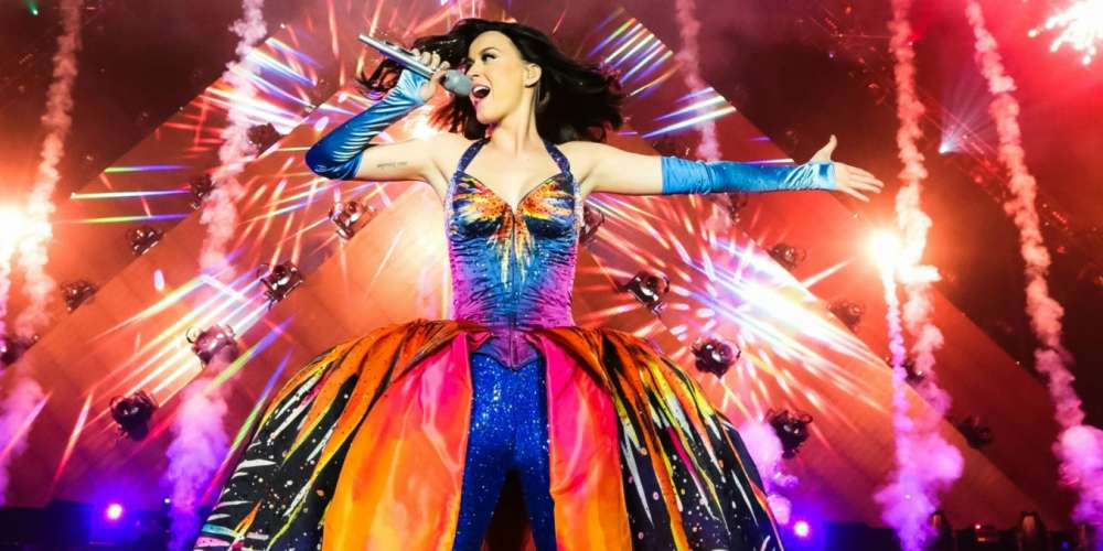 Escute a Nova Música da Katy Perry 'Chained to the Rhythm'