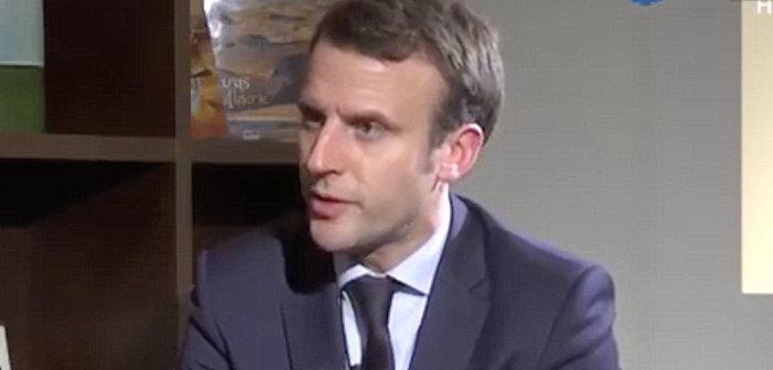 Emmanuel Macron perd du terrain après ses propos sur la colonisation et sur le mariage pour tous
