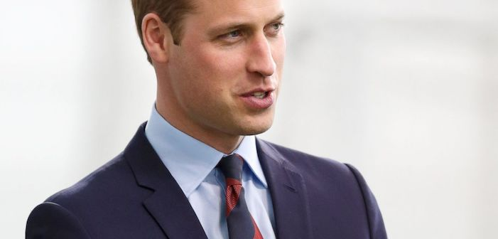 Prince William Has Been Nominated for a Straight Ally Award in the UK