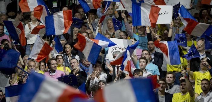 Exclusif: Emmanuel Macron grand favori de la présidentielle pour les gays sur Hornet