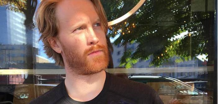 Esquiador Olímpico Noruego Leif Kristian Haugen Muestra Sexy Trasero