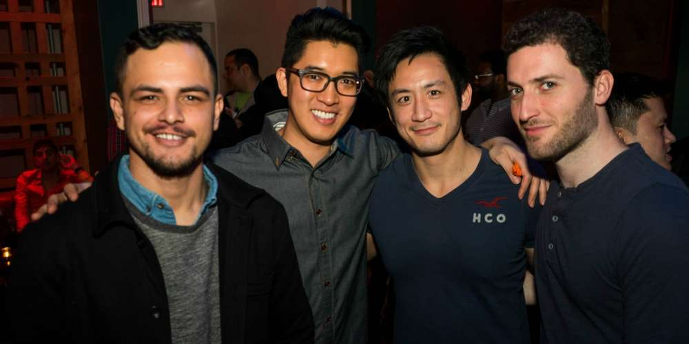 Stung, Hornet's New Monthly Networking Event, Comes to New York City (Photos)