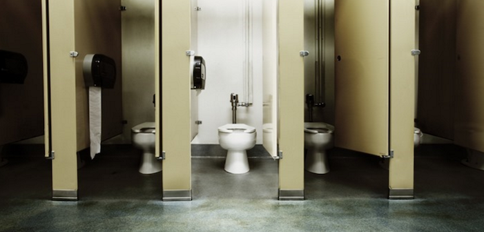 Here's a Complete List of Trans People Busted for Lewd Conduct in the Bathroom