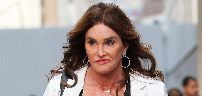 Caitlyn Jenner Lashes Out at Trump, Which Is Kinda the Definition of 'Too Little, Too Late'