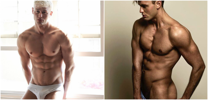Hunky French Model Laurent Marchand Will Ruin All Other Men For You (Photos)