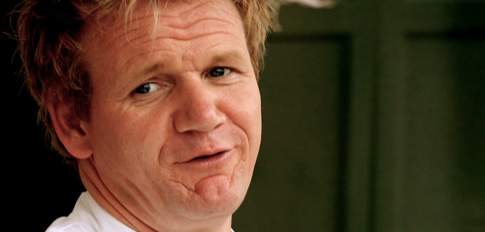 Chef Gordon Ramsay Savagely Roasts His Fans' Cooking, and It's Amazing