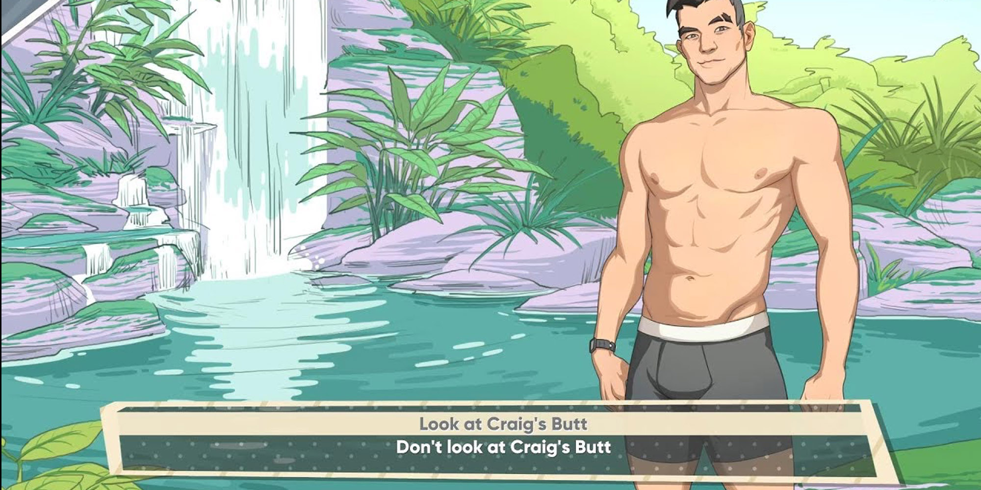 Sexy Gay Video Games, Dream Daddy