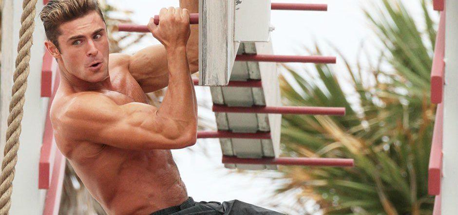 Zac Efron Sin Camisa: 18 Veces que el Actor Nos Mostró Sus Atributos