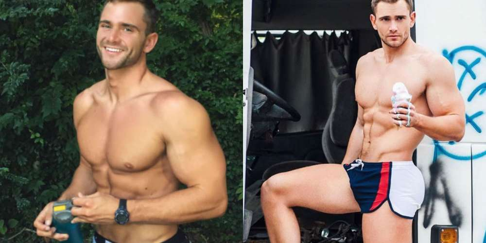 12 Fotos Provando Por Que Keegan Whicker é o Engenheiro Mais Sexy do Mundo