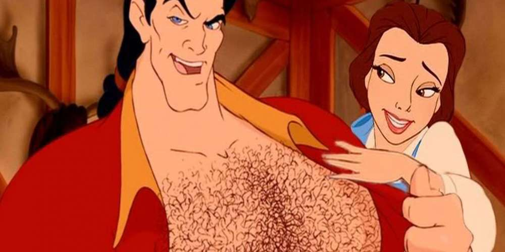 You'll Hate How Much You Love These 15 Erotic Drawings of Gaston