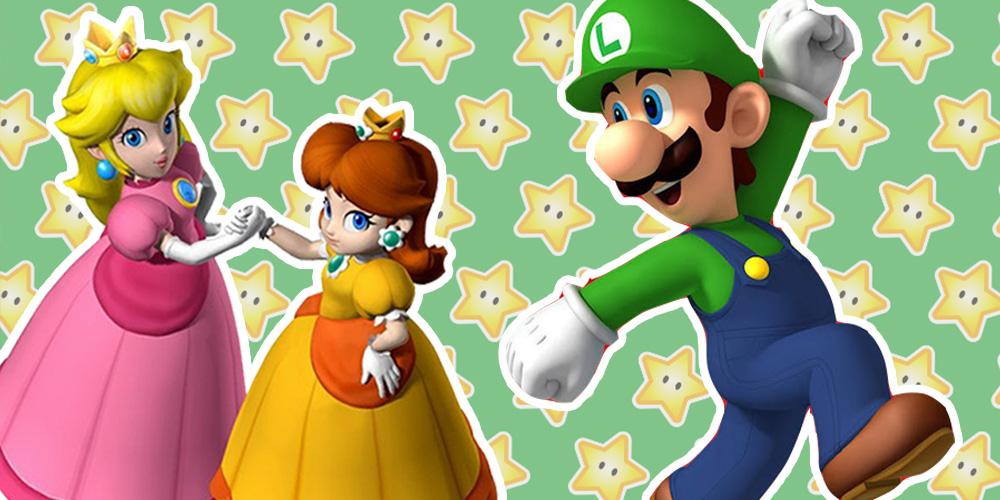 Невже Луїджі з Super Mario пропагує лесбіянство у відеогрі?