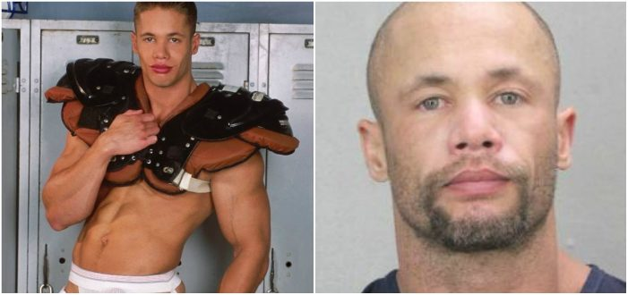 Gay Porn Legend Matthew Rush Was Arrested for Assault and Battery in Florida