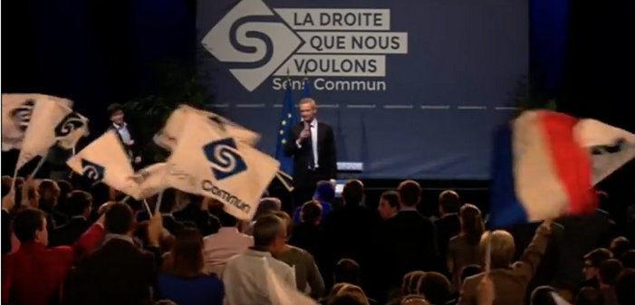 Le mouvement homophobe Sens Commun à la manœuvre pour le rassemblement de soutien à Fillon