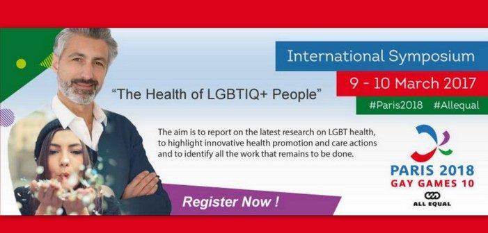 Que faut-il attendre du colloque sur la santé des personnes LGBT à Paris?