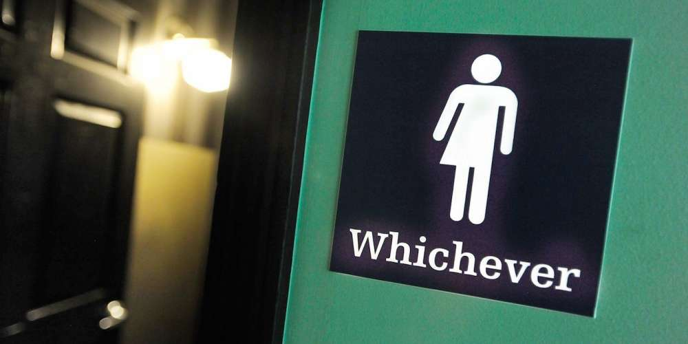 The Real Reason Republicans Want to Ban Trans People from Bathrooms