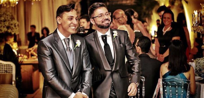 Congrats to Brazil's First Openly Gay Mayor, Who Just Got Married
