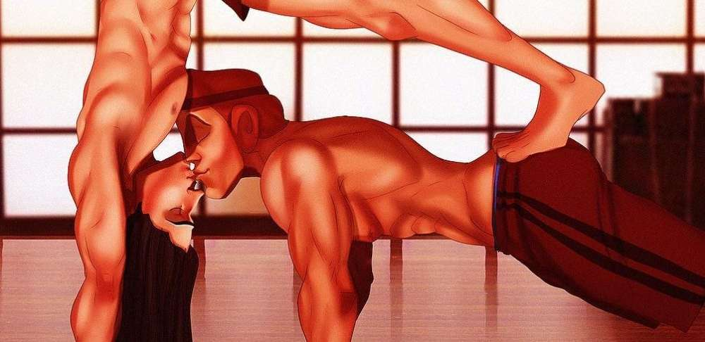We Love These Sexy Disney Princes Reimagined as Adorable Gay Couples (Photos)