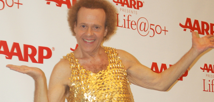 Richard Simmons Has Been Missing for 3 Years, and His Friend Blames Witchcraft