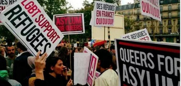 A Orléans, l'association GAGL45 est agréée pour l'aide aux réfugié.e.s LGBT