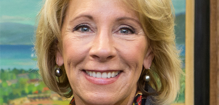 LGBTQ Groups Challenged Betsy DeVos's Transphobia — But No Change Yet