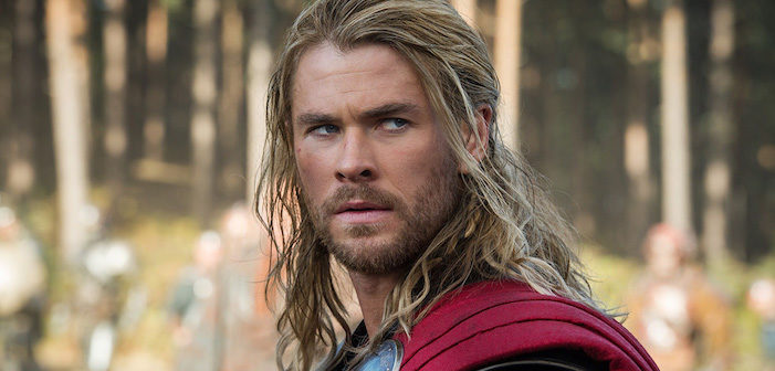 For 'Thor: Ragnarok,' the Hero Chopped Off His Luscious Locks, and We're Loving It