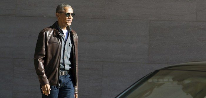 Wait, Did Barack Obama Just Become a Style Icon?