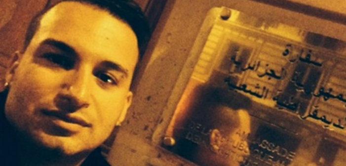 Suite à son agression particulièrement violente, le militant gay Zak Ostmane témoigne
