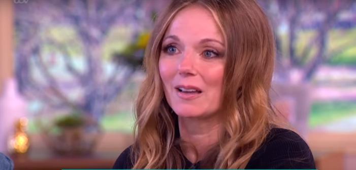 Geri 'Ginger Spice' Horner Fights Back Tears Talking About George Michael (Video)