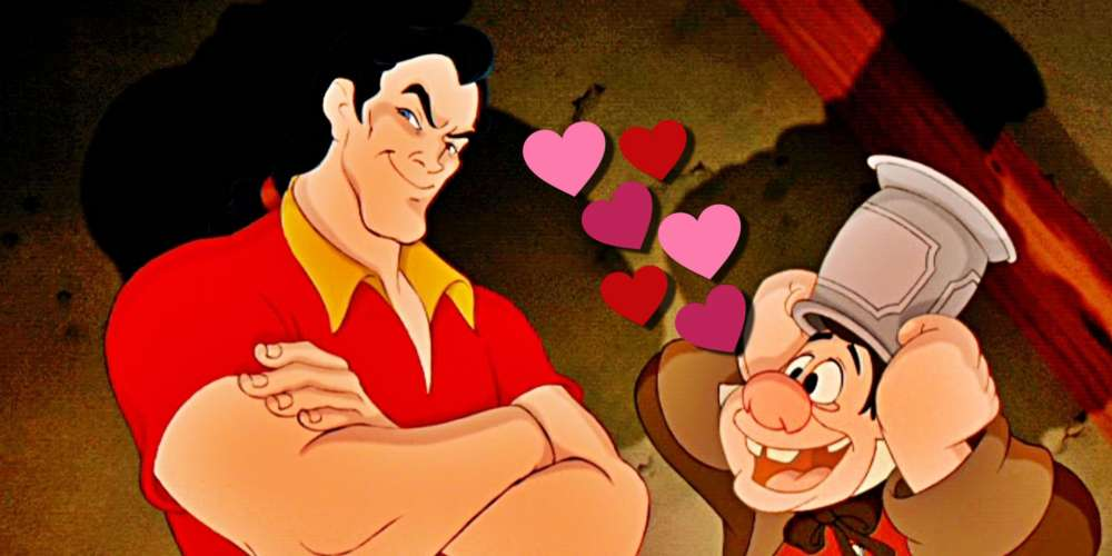 'Beauty and the Beast' Just Provided the Surprising Reason Behind LeFou's Gay Crush on Gaston