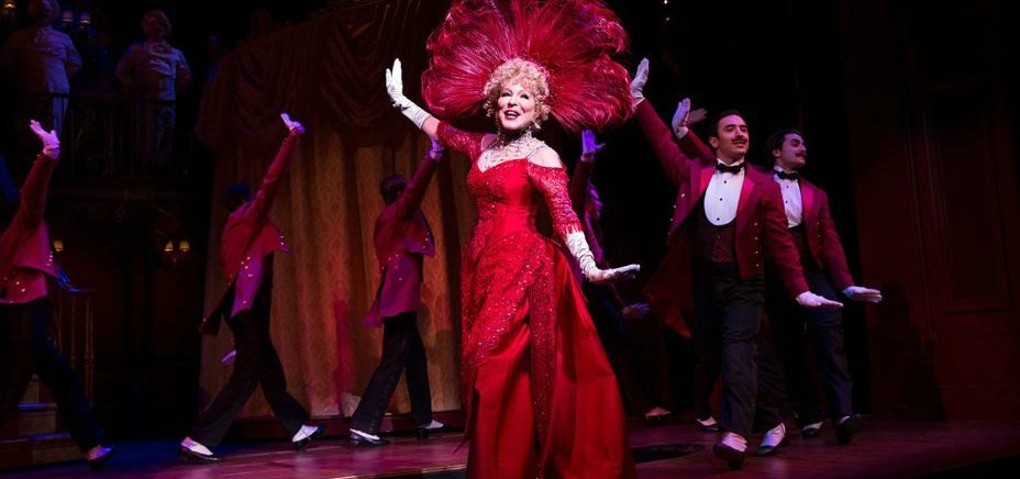 First Look: Bette Midler Takes to the Broadway Stage for 'Hello, Dolly!'
