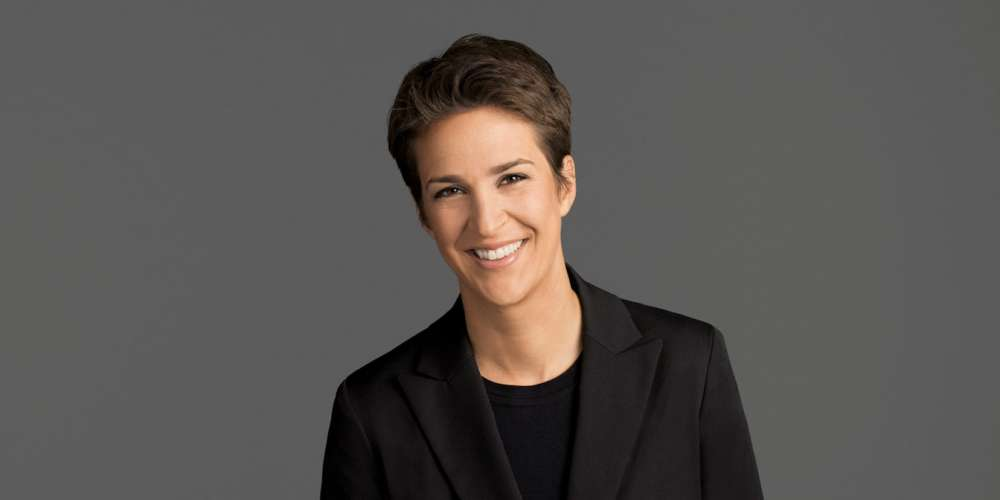 Rachel Maddow Broke the Internet with Trump's 2005 Taxes, and Twitter Responded
