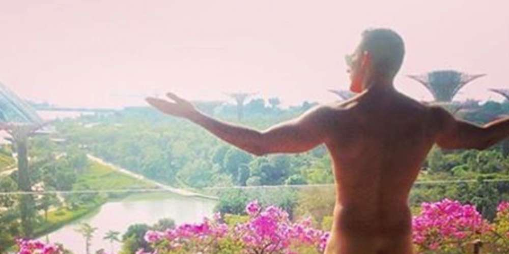 'The Travelin' Bum' Encourages Gay Self-Empowerment Through Travel and Butt Shots (NSFW)