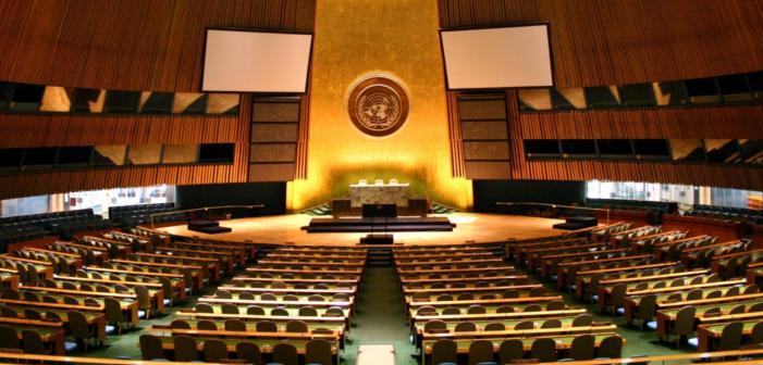 Une organisation anti-LGBTQ représentent désormais les États-Unis aux Nations Unies