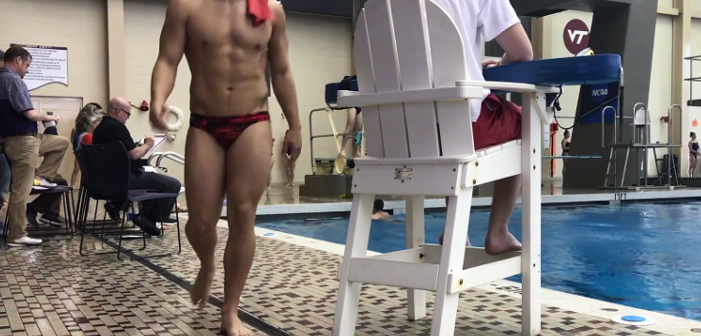 You Definitely Want to Watch These Wet, Speedo-Clad Gay Divers at Work (Video)