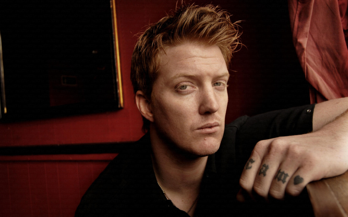 sexy ginger guys josh homme