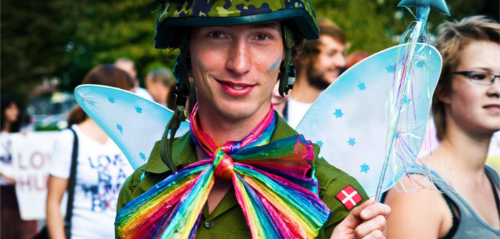 Is the ACLU Putting Together a Gay Army? These Christians Think So