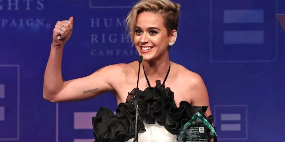 Katy Perry Admits She Did More Than Just 'Kiss a Girl' (Video)