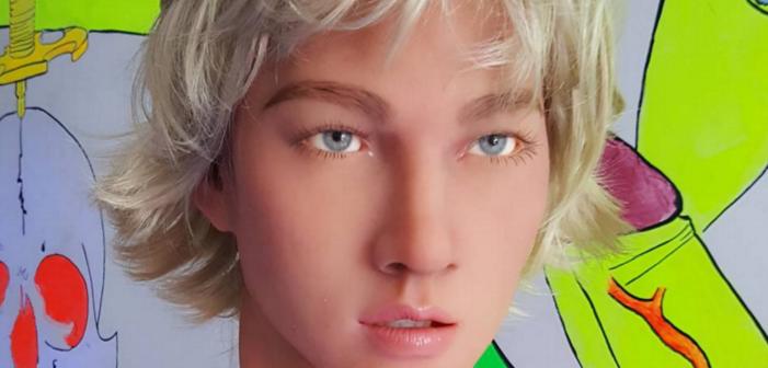 Finally, Someone's Making Lifelike Male Sex Dolls