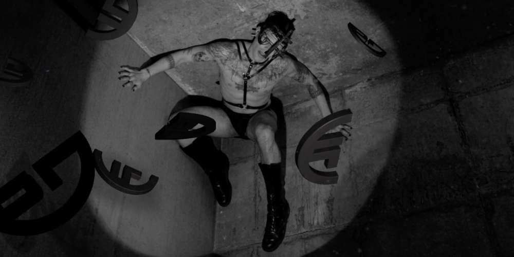 El Artista Conceptual Rob Roth Dirige el Teaser de Black Party (NSFW)