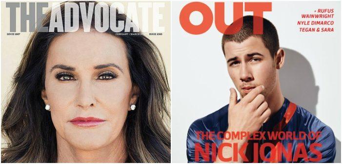 Les magazines gays américains 'Out' et 'The Advocate' seraient à vendre