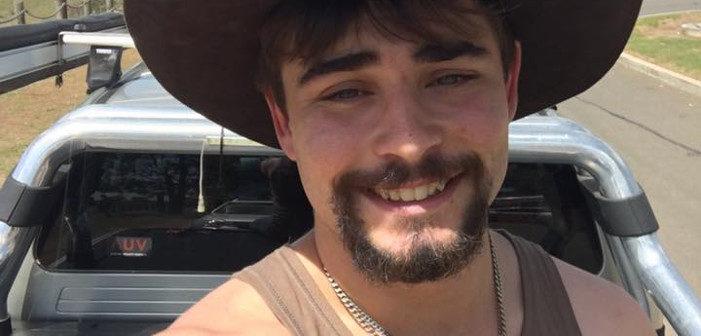Aussie Gay Rodeo Cowboy Says He'll Ride Despite Death Threats (Video)