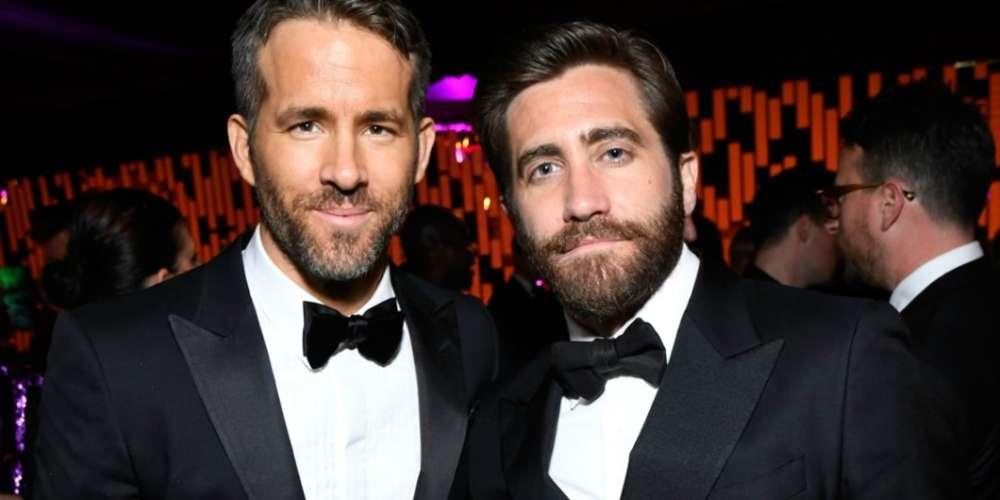 La bromance entre Jake Gyllenhaal et Ryan Reynolds fait plaisir à voir (Video)